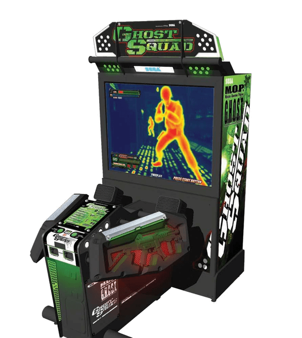 ghost-squad Arcade Game